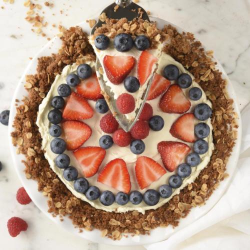berry cheesecake wserver