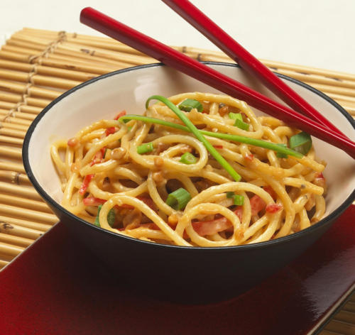 pb noodles chopsticks cropped