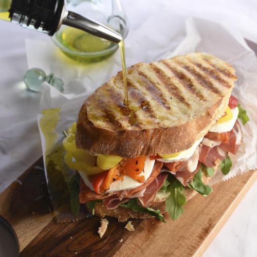 italian sandwich drizzle3