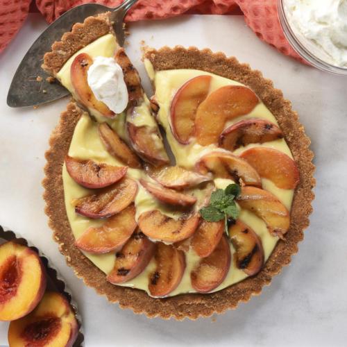 peach tart w slice1